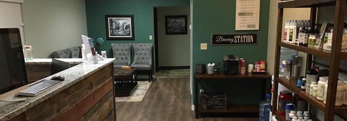 Chiropractic Oklahoma City OK Front Desk